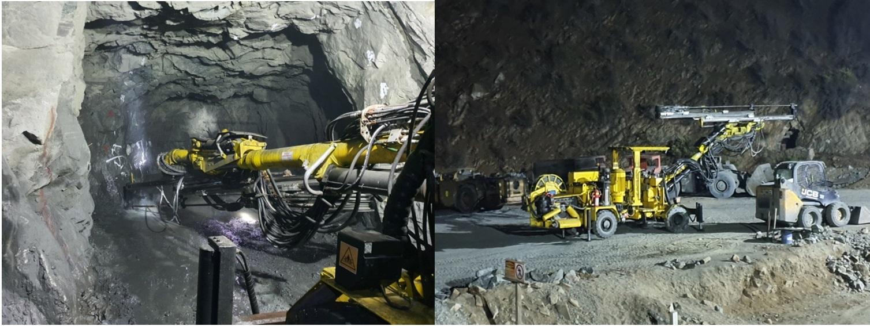 Red de minería junior
